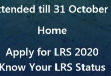 LRS Telangana