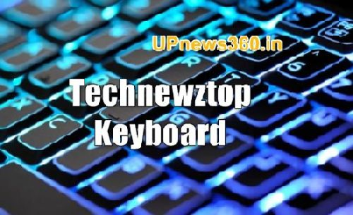 Technewztop keyboard