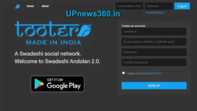 Tooter App Download