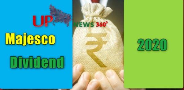Majesco Ltd Interim Dividend 2020