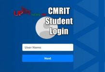 CMRIT Student Login