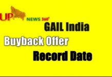 GAIL Buyback Offer