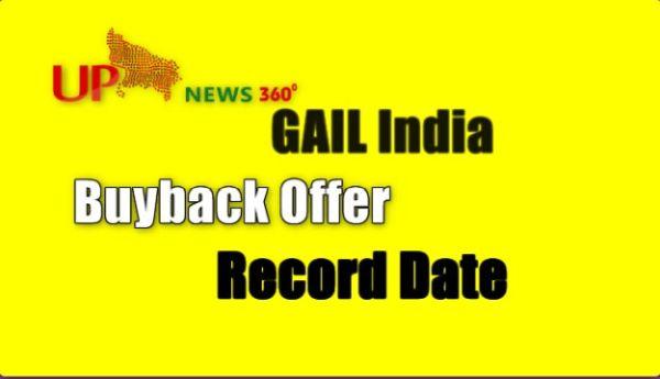 GAIL Buyback Offer