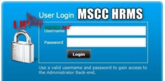 MSSC HRMS