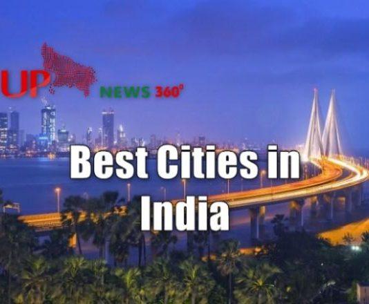 Top 10 best cities in india