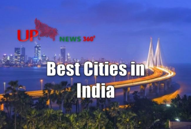 Top 10 best cities in india